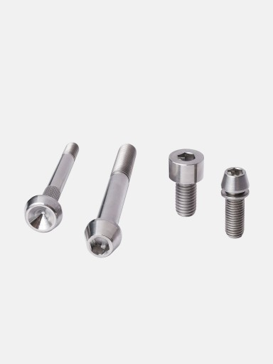 Titanium Bolt Set
